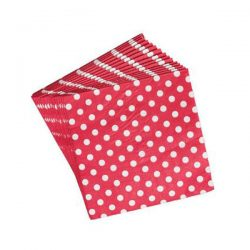 red spot paper napkins