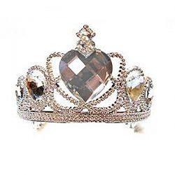 stone beaded tiara