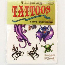 temporary tattoos boys