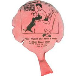 whoopee cushion joke toy
