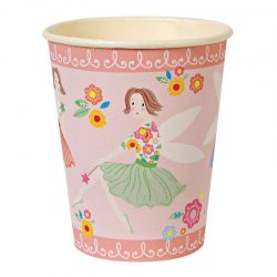 fairy magic paper party cups