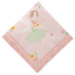 fairy magic small napkins