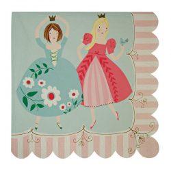 im a princess large napkins