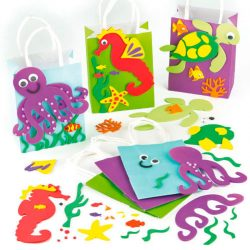 sealife party bag craft kit