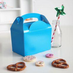 party boxes blue