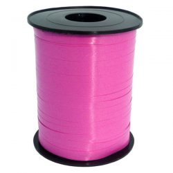 curling ribbon cerise