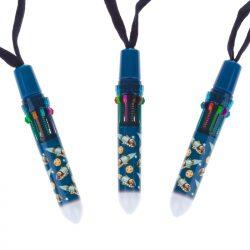 spaceboy multi colour pen