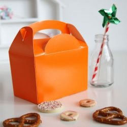 party box orange