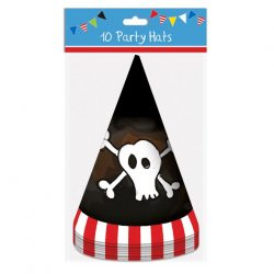 cone hat pirate