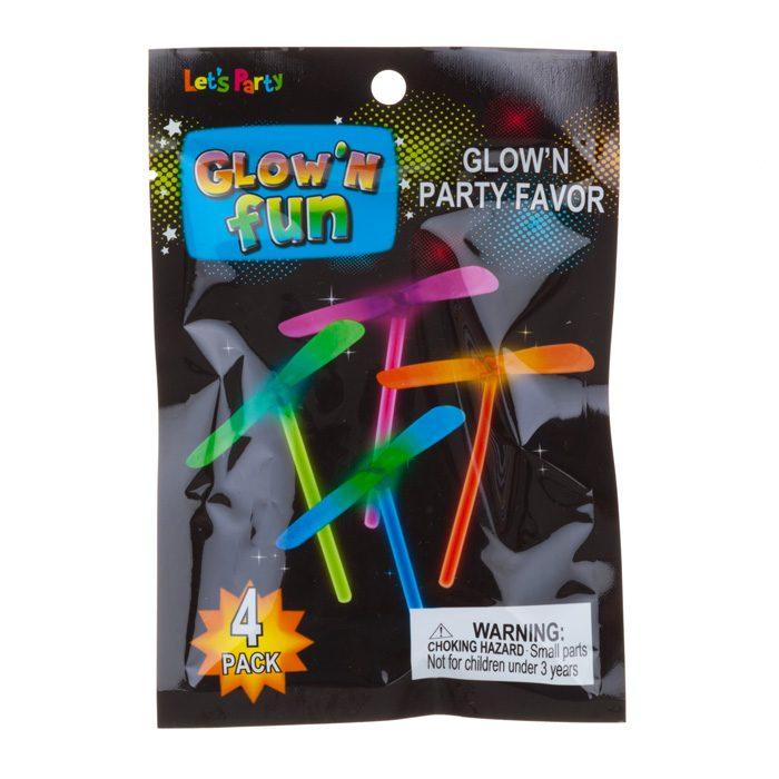 glow fun toys spinners