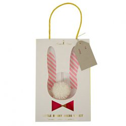 little bunny dress up kit