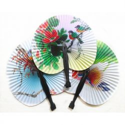 paper fans oriental designs