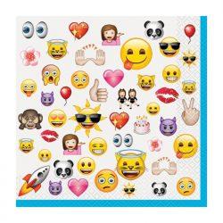 emoji napkins
