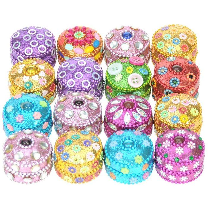 Pretty glitter jewel box