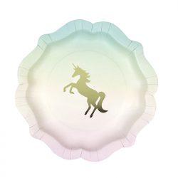 We Heart Unicorns, Unicorn plate
