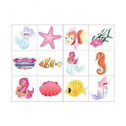 mermaid tattoos