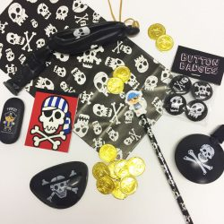 pirate party bag fillers
