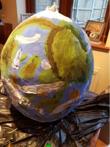 Earth Pinata