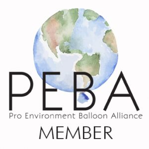 PEBA Pro-Environment Balloon Alliance Member