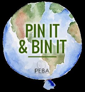 Pin it and bin it