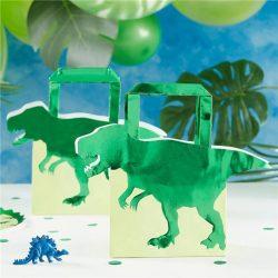 Dinosaur party bag