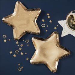 Gold Star Plates