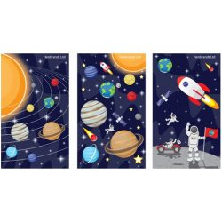 Space notebooks