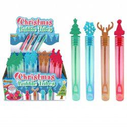 christmas bubble tubes