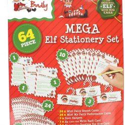 Elf stationery set