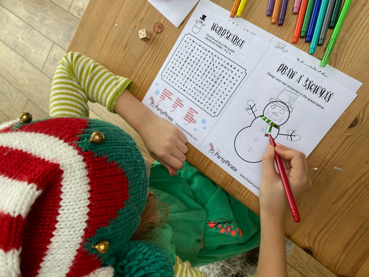 Free Printable Snowman Activity Sheets