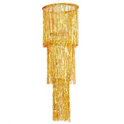 gold-fringed-chandelier