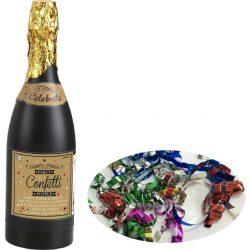 Champagne confetti cannon