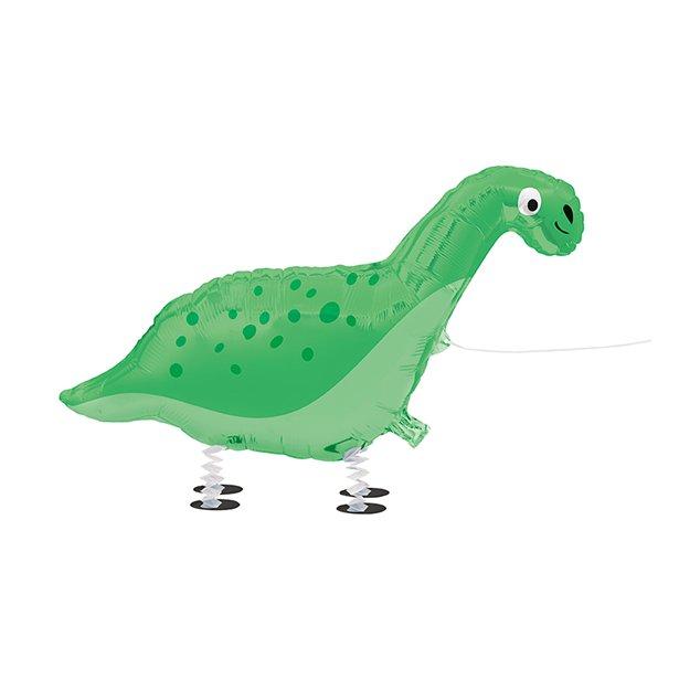 walking dinosaur balloon