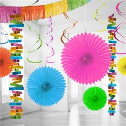 Coloured Decoration Kit