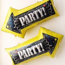 Party Arrow Balloon