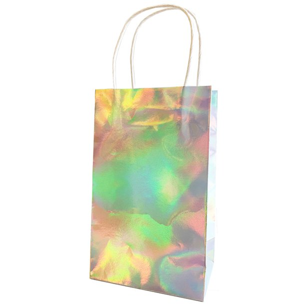 Iridescent Party Bags