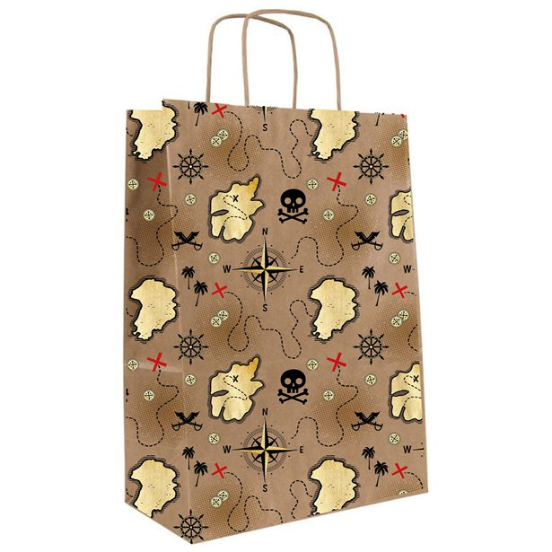 Treasure Island Party Bags