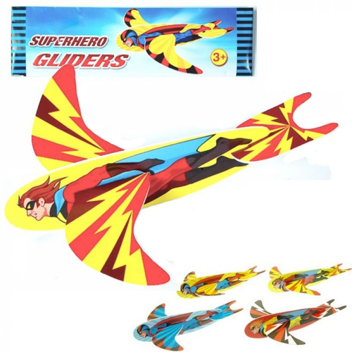 superhero glider