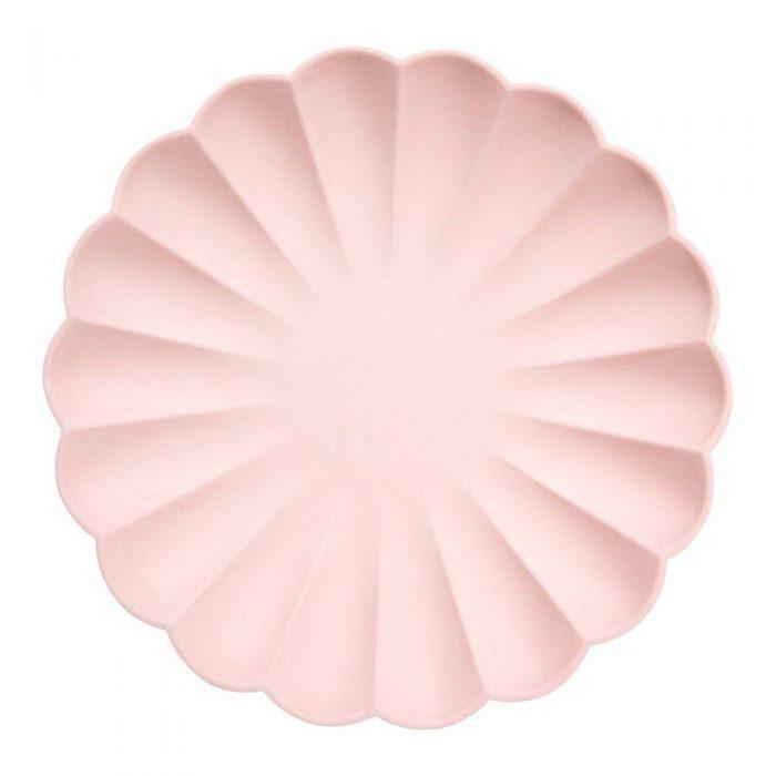 Peach Eco Plate