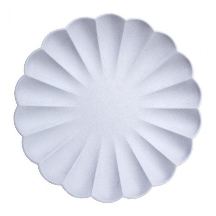 Lilac Eco Plate