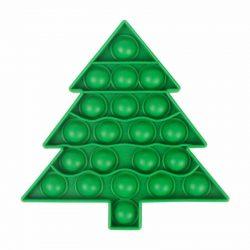 Christmas tree pop it