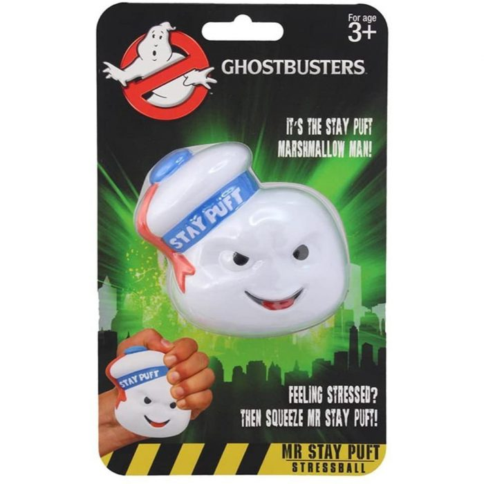 Ghostbusters stress toy