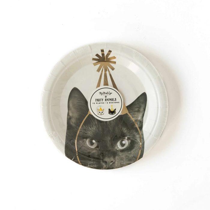 Cat Plate packaging