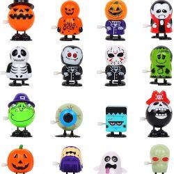 halloween clockwork toys
