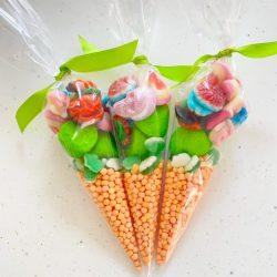 halloween sweets cone