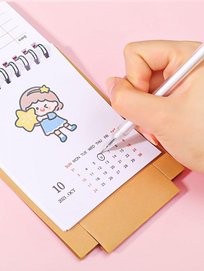Kawaii Calendar