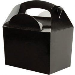Black party box