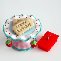 Happy Birthday Biscuits