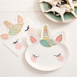 unicorn party table