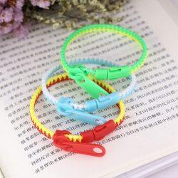 Zip Bracelets